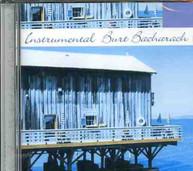 INSTRUMENTAL BURT BACHARACH VARIOUS CD
