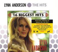 LYNN ANDERSON - 16 BIGGEST HITS CD