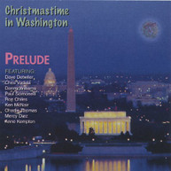 CHRISTMASTIME IN WASHINGTON VARIOUS CD