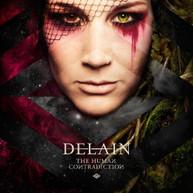 DELAIN - HUMAN CONTRADICTION CD