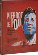 PIERROT LE FOU (UK) BLU-RAY
