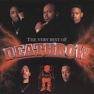 VERY BEST OF DEATH ROW VARIOUS - VERY BEST OF DEATH ROW VARIOUS CD
