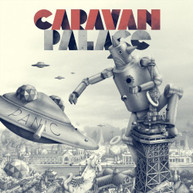CARAVAN PALACE - PANIC (UK) CD