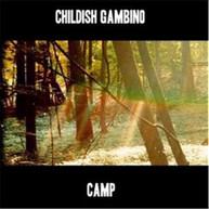 CHILDISH GAMBINO - CAMP (JEWEL CASE) CD