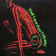 TRIBE CALLED QUEST - LOW END THEORY - CD