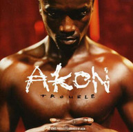 AKON - TROUBLE (CLEAN) CD