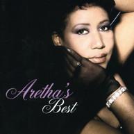 ARETHA FRANKLIN - ARETHA'S BEST CD