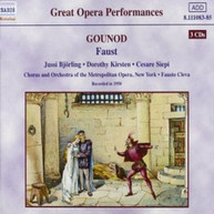C. GOUNOD - FAUST (IMPORT) CD