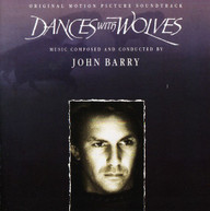 DANCES WITH WOLVES (SCORE) SOUNDTRACK (BONUS TRACKS) CD