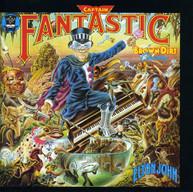 ELTON JOHN - CAPTAIN FANTASTIC & BROWN DIRT COWBOY CD