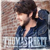 THOMAS RHETT - IT GOES LIKE THIS CD