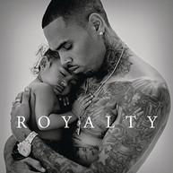 CHRIS BROWN - ROYALTY (CLEAN) CD