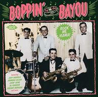 BOPPIN' BY THE BAYOU: ROCK ME MAMA VARIOUS (UK) CD