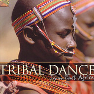 TRIBAL DANCE FROM EAST AFRICA VARIOUS CD