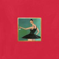 KANYE WEST - MY BEAUTIFUL DARK TWISTED FANTASY (CLEAN) CD
