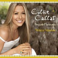 COLBIE CAILLAT - BREAKTHROUGH (BONUS TRACKS) (DLX) CD