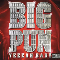 BIG PUN - YEAH BABY CD
