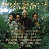 STAPLE SINGERS - GREATEST HITS CD