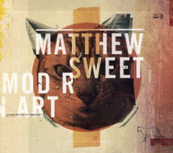 MATTHEW SWEET - MODERN ART CD