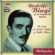 RODOLFO BIAGI - SUS EXITOS CON FALGAS E IBADES CD