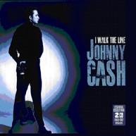 JOHNNY CASH - I WALK THE LINE (UK) CD
