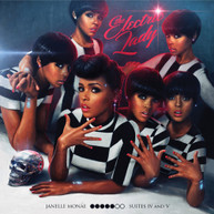 JANELLE MONAE - ELECTRIC LADY CD