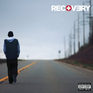 EMINEM - RECOVERY (EXPLICIT VERSION) CD