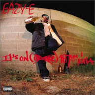 EAZY -E - IT'S ON (DR) (DRE) 187UM KILLA (EP) CD