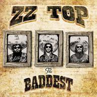 ZZ TOP - BADDEST CD