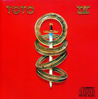 TOTO - TOTO IV CD