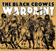 BLACK CROWES - WARPAINT (DIGIPAK) CD