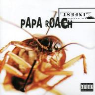 PAPA ROACH - INFEST CD