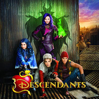 DESCENDANTS SOUNDTRACK - CD