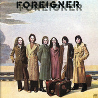 FOREIGNER - FOREIGNER (BONUS TRACKS) CD