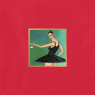 KANYE WEST - MY BEAUTIFUL DARK TWISTED FANTASY (+DVD) (DLX) CD