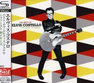 ELVIS COSTELLO - BEST OF ELVIS COSTELLO: FIRST 10 YEARS (IMPORT) CD