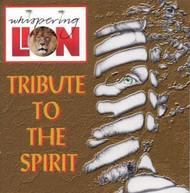 WHISPERING LION - TRIBUTE TO THE SPIRIT CD