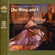 KING & I SOUNDTRACK (BONUS TRACK) CD