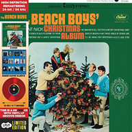 BEACH BOYS - BEACH BOYS CHRISTMAS ALBUM (LTD) CD