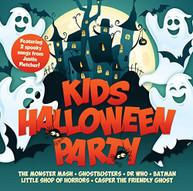 KIDS HALLOWEEN PARTY VARIOUS (UK) CD