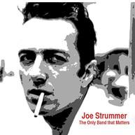 JOE STRUMMER - ONLY BAND THAT MATTERS (INTERVIEW) CD