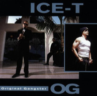 ICE -T - O.G. (ORIGINAL) (GANGSTER) (MOD) CD