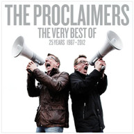 PROCLAIMERS - VERY BEST OF (IMPORT) CD