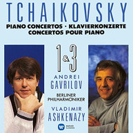 ANDREI GAVRILOV - TCHAIKOVSKY: PIANO CONCERTOS NOS. 1 (IMPORT) CD