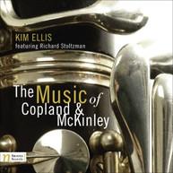 COPLAND ELLIS STOLTZMAN - MUSIC OF COPLAND & MCKINLEY CD
