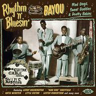 RHYTHM 'N' BLUSIN' BY THE BAYOU: MAD VARIOUS CD