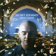 OMAR AKRAM - SECRET JOURNEY CD