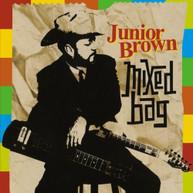 JUNIOR BROWN - MIXED BAG (MOD) CD