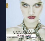 VIVALDI ENSEMBLE MATHEUS SPINOSI - ORLANDO FURIOSO: HIGHLIGHTS CD