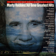 MARTY ROBBINS - ALL TIME GREATEST CD